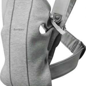 mochila-porta-bebe-mini-gris-claro-3d-jersey-babybjorn-cositasdebebes