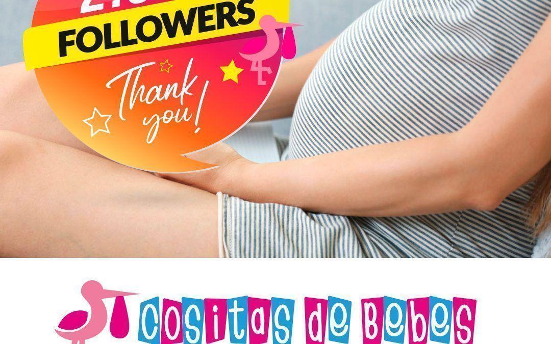 2.000 Followers de Instagram, Gracias!