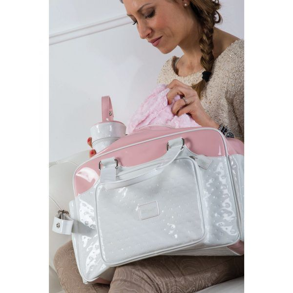 bolso-maternal-coleccion-candy-uso-dili-best-charol-rosa-cositasdebebes