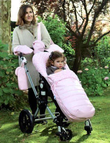Como elegir el saco de invierno del cochecito ~ Experiencia Bebé