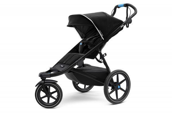 Carro de bebé THULE Urban Glide 2-black-cositasdebebes