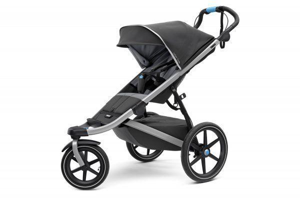 Carro de bebé THULE Urban Glide 2-gris-cositasdebebes