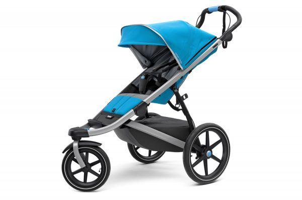 Carro de bebe-THULE Urban Glide 2-blue-cositasdebebes
