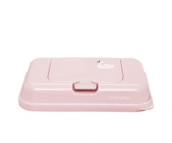 portatoallitas-pequeña-funky-box-cisne-rosa-cositasdebebes