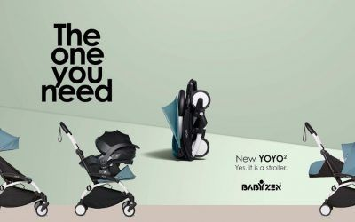 Babyzen YOYO 2, posiblemente la mejor silla bebé 2020