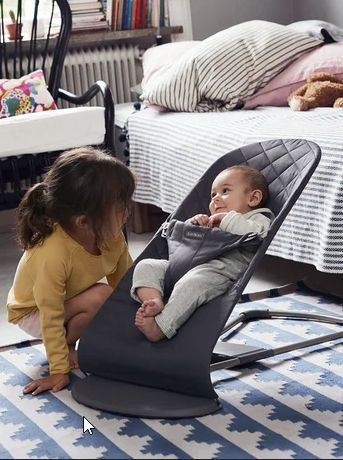 babybjorn-niño-hamaca-bliss-antracita-algodon-cositasdebebes